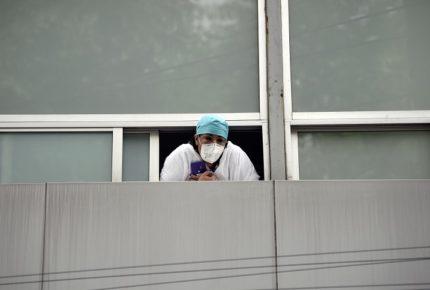 Alertan por aumento de  hospitalización en CDMX