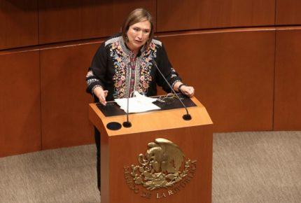 """Gobierno permite que se contagie """"el rebaño"""": Gálvez"""
