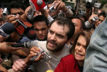 México solicita a Argentina la extradición de Carlos Ahumada