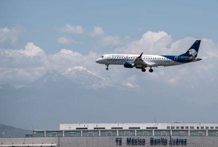 Anuncia Aeroméxico reactivación de conectividad con Ecuador