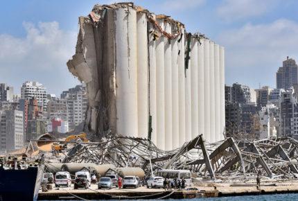 Van 154 muertos por explosiones en Beirut
