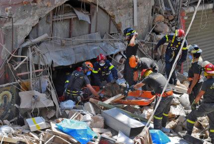 Explosión, por posible misil, sugiere Presidente de Líbano