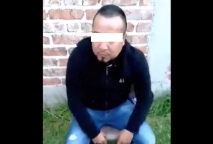"""Así se mostraba en videos """"El Marro"""" antes de ser detenido"""