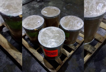 Aduanas decomisa más de 100 kilos de fentanilo