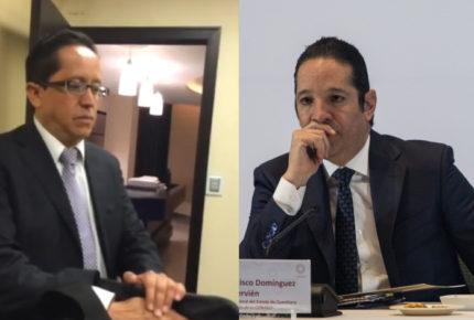 Gobernador de Querétaro cesa a colaborador implicado en video