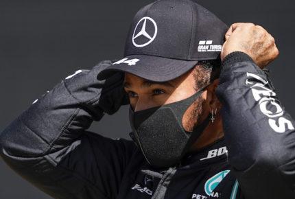Hamilton logra la pole position en el GP de Gran Bretaña