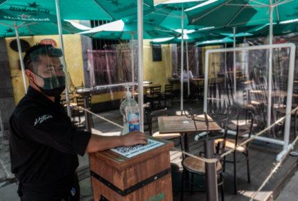 Covid-19 provoca el cierre de 90 mil restaurantes