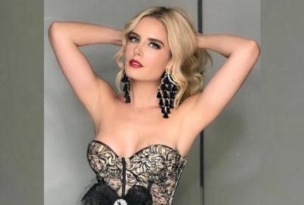 Tania Ruiz, novia de Peña Nieto, tiene Covid-19