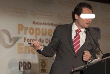 Mantiene INM alerta migratoria para Emilio Lozoya