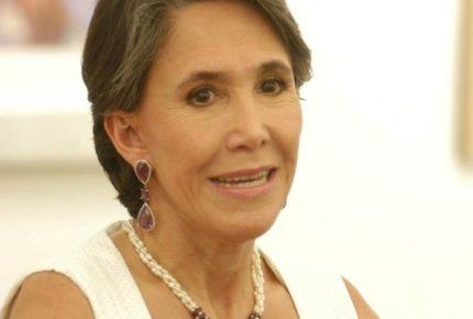 Florinda Meza recrimina salida del aire de Chespirito