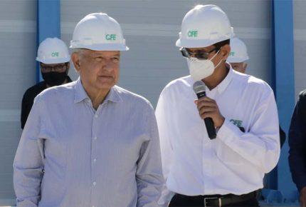 Con CFE, México resolvió en cinco días la crisis energética: AMLO