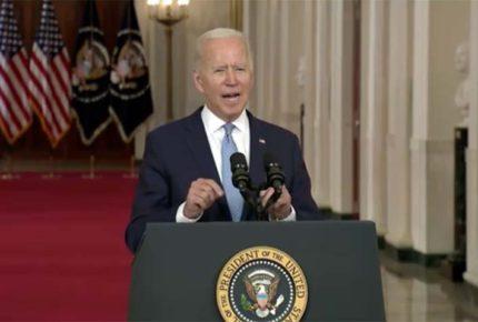 No hemos terminado con ustedes, dice Biden a Estado Islámico