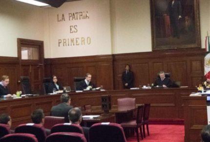 Juristas rechazan resolución de la SCJN para enjuiciar expresidentes