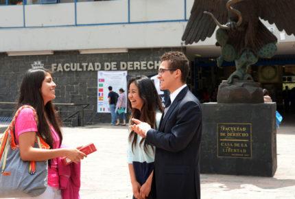 Facultad de Derecho de la UNAM, entre las mejores 50 del mundo