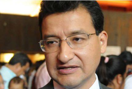 Renuncia Rubén Vasconcelos a la Fiscalía General de Oaxaca