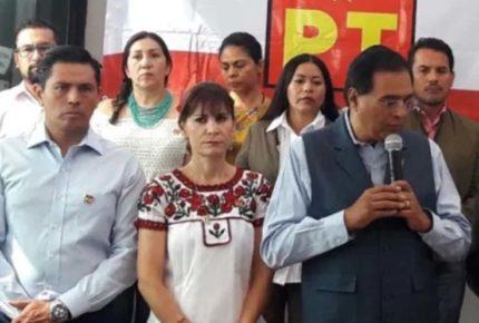 PRI denuncia a candidato del PT por uso indebido de programas sociales