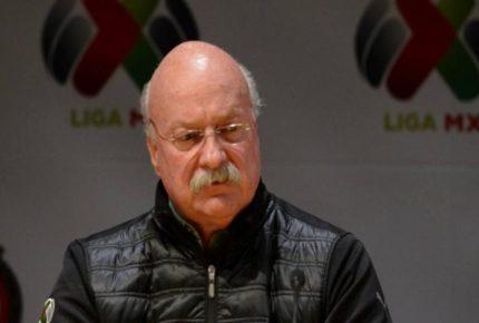 Expresidente de la Liga MX es acusado de corrupción