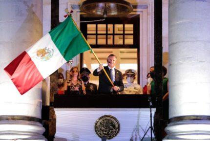 Celebra Tampico Grito de Independencia con programa cultural huasteco