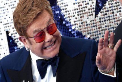 ¡Atención! Elton John lanza colección inédita