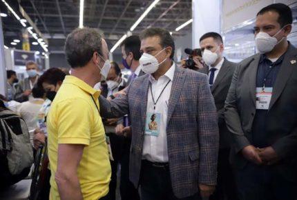 Lomelí apuesta por economía y seguridad para transformar Guadalajara