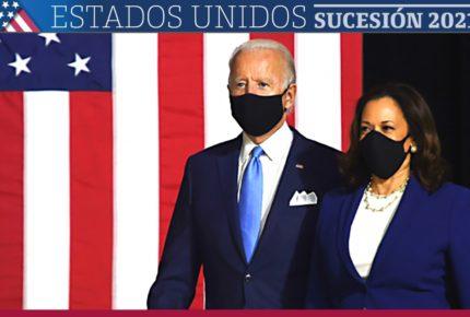 Fin de la era Trump; Joe Biden y Kamala Harris rinden juramento