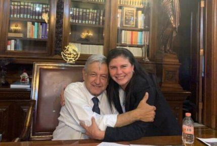 Prima de López Obrador busca reelegirse como diputada