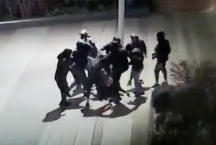 Acusan a 9 jóvenes de brutal paliza a un adolescente en París
