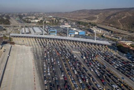 Prevén pérdidas por 2.5 mil mdd si se extiende cierre en la frontera