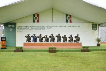 Agustín Radilla es nuevo subsecretario de la Defensa Nacional