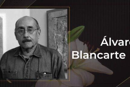Muere el pintor sinaloense Álvaro Blancarte, a los 87 años