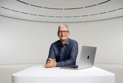 Apple presenta nuevos chips de sus MacBooks