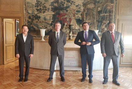 Dialogan legisladores y Banxico sobre ley de captación de divisas