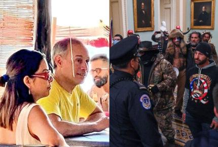 Asalto al Capitolio y vacaciones de López-Gatell dominan las redes