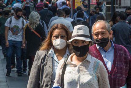 Así se encuentra el semáforo epidemiológico en todo México