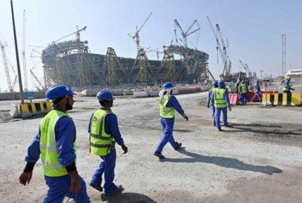 Suman más de 6 mil trabajadores muertos en obras de Catar 2022: The Guardian