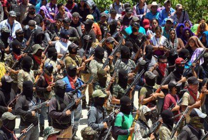 Autodefensas 'El Machete' reiteran rechazo a alcalde de Pantelhó