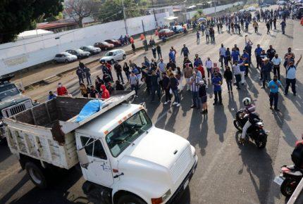 Gobierno de Tamaulipas toma el control en Matamoros