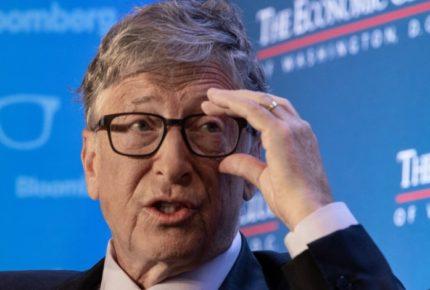 México debe invertir en educación no en petróleo: Bill Gates