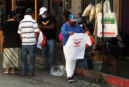 Entre la Covid y la violencia, inician campañas en México