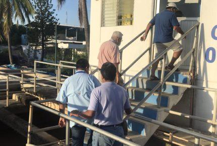 Tras fuerte sismo, Acapulco se queda sin agua potable