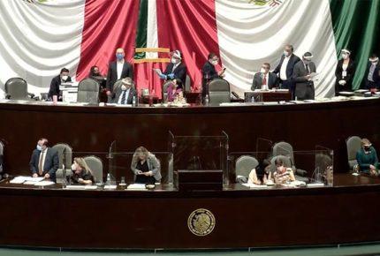 Rechazan propuesta del PRI para presidir la Cámara de Diputados