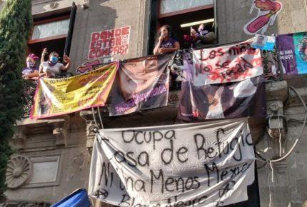 """""""Ni una menos"""", la exigencia feminista en 'Antigrita'"""