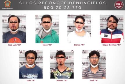 FGJEM desarticula célula de la Familia Michoacana en Toluca