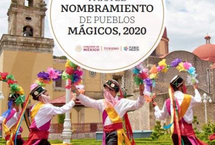 Sectur invita a municipios a participar en la convocatoria para nombramiento de Pueblos Mágicos 2020
