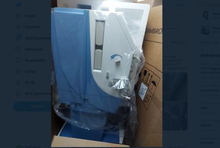 Recuperan equipos de hemodiálisis robados en la Cuauhtémoc