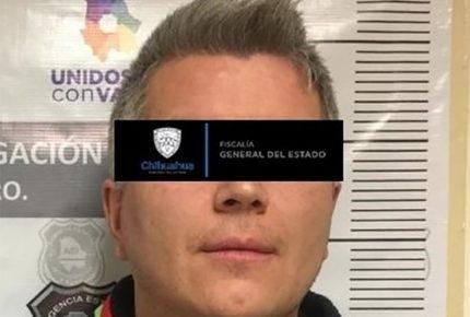 Cae excolaborador de César Duarte por desvío de 2.6 mdp