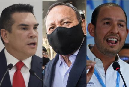"Alianza PRI-PAN-PRD celebra fallo para acotar las ""mañaneras"""