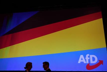 Partido de extrema derecha AfD de Alemania, bajo vigilancia