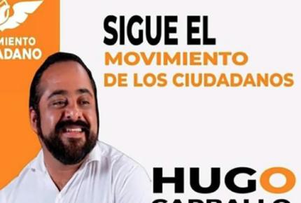 MC inicia retiro de candidatura a aspirante acusado de abuso sexual