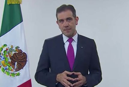 Córdova califica de exitosa la jornada electoral